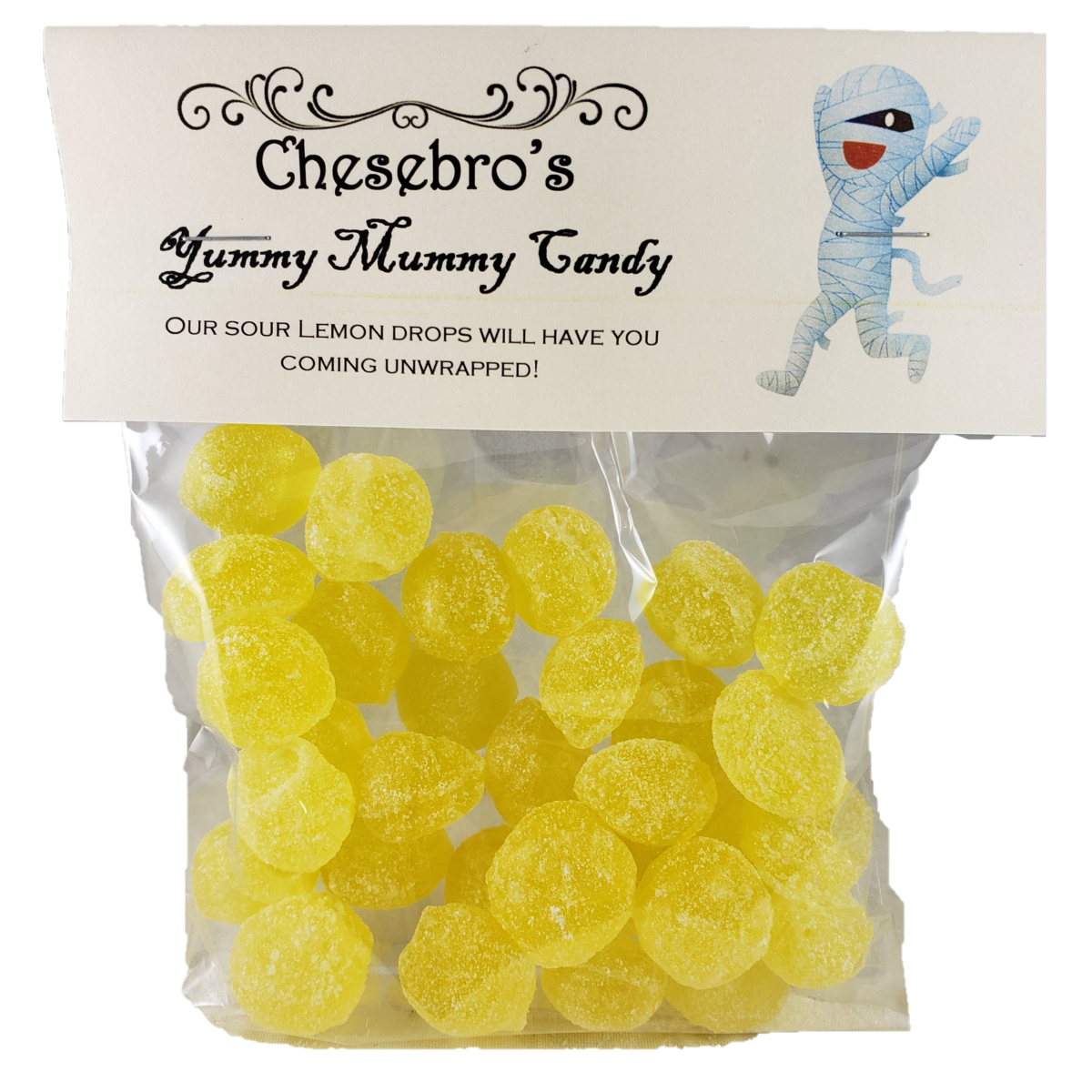 Yummy Mummy Hard Candy Drops