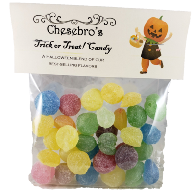 Trick-or-Treat Hard Candy Drops