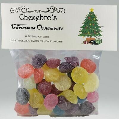Christmas Ornaments Hard Candy Drops