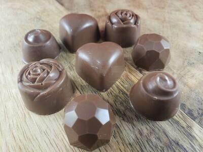 Valentine's Day Milk Chocolate Gift Set