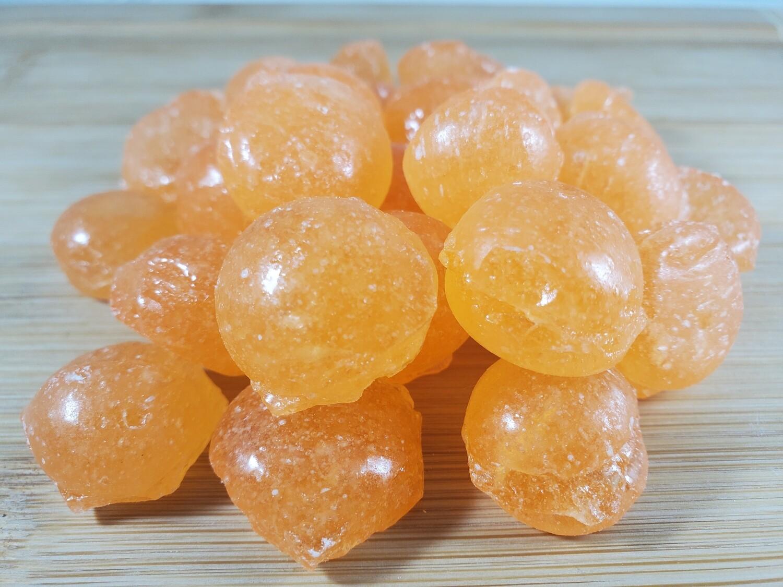 Sugar Free Sour Tangerine Hard Candy Drops, 4.0 ounces