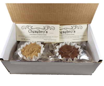 Fudge of the Month Sampler Subscription - Free Shipping!