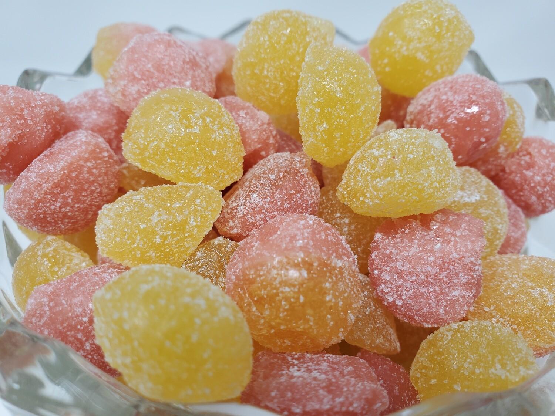 Strawberry Lemonade Hard Candy Drops, 4.5 ounces