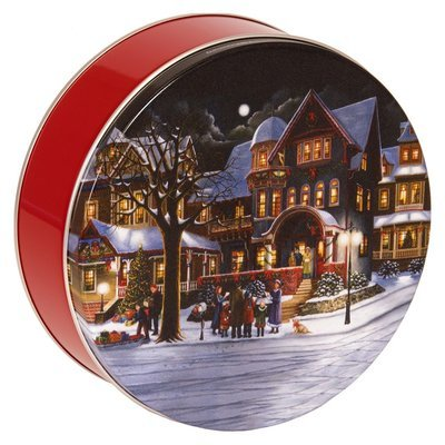 Christmas Carolers Candy Tin with 13.5 oz. of Candy - Your Choice