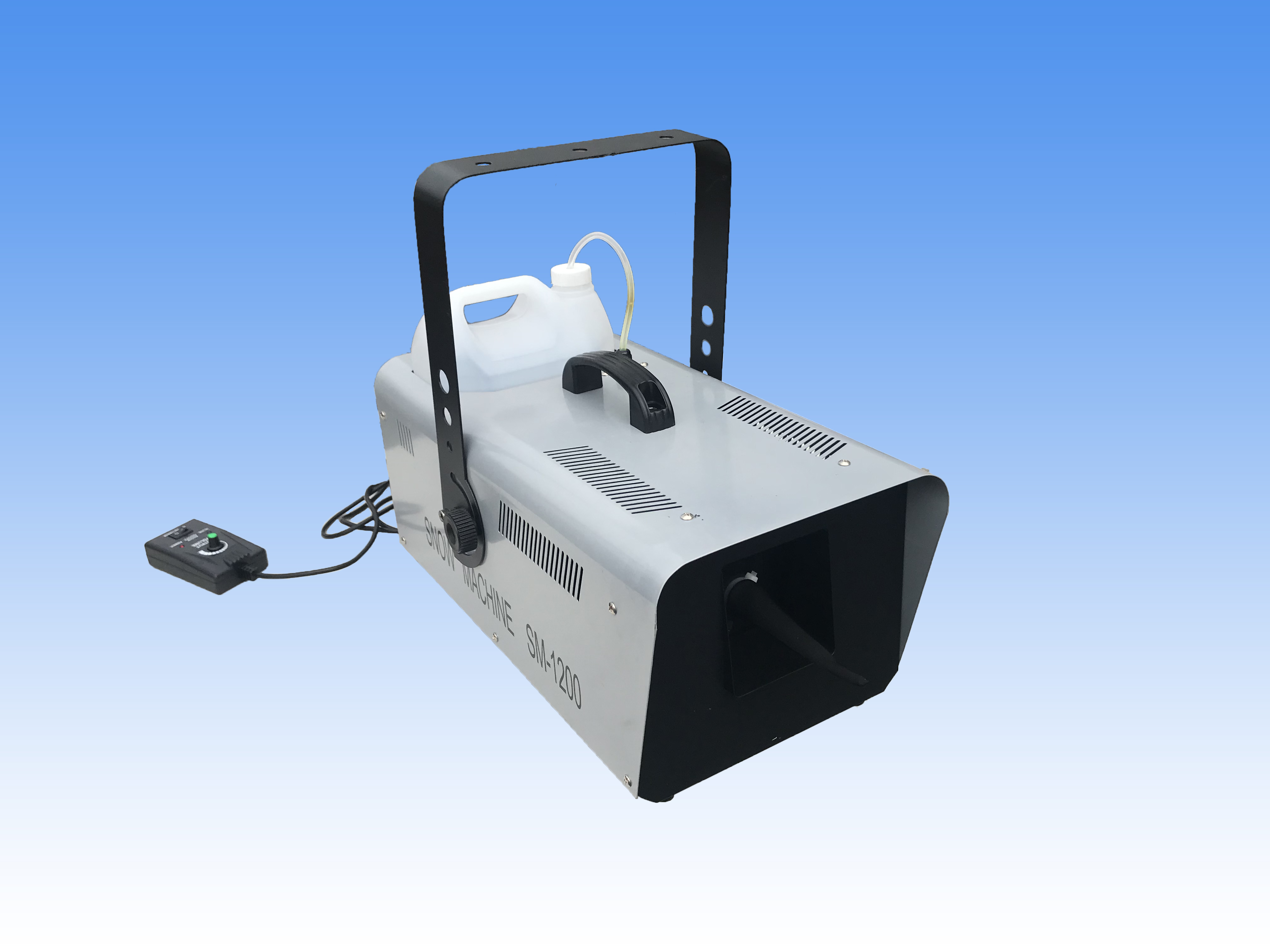 BYSS 1200 Watt Artificial Snow Machine 00001
