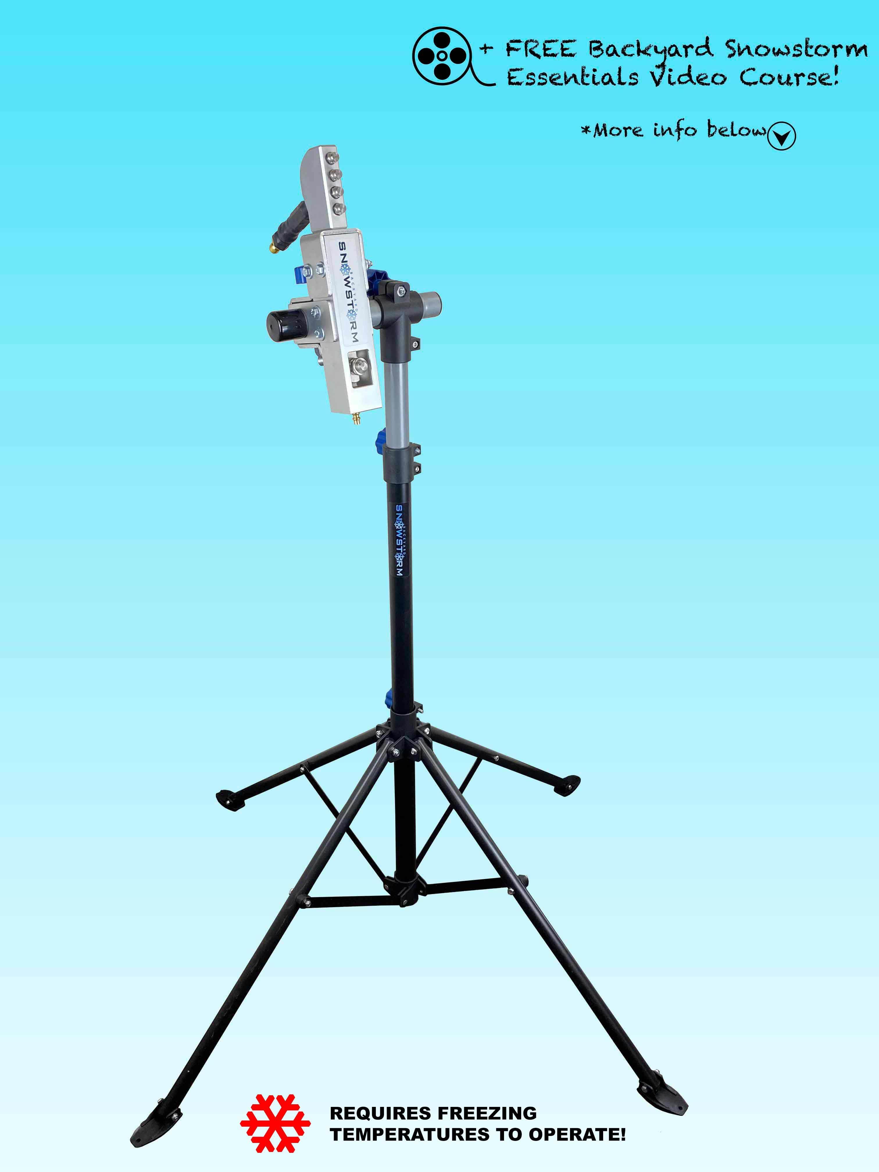 Forecaster Snow Gun Forecaster-base