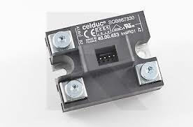 Solid state relais CPC / SCC line 61-202 as of 06/1997
