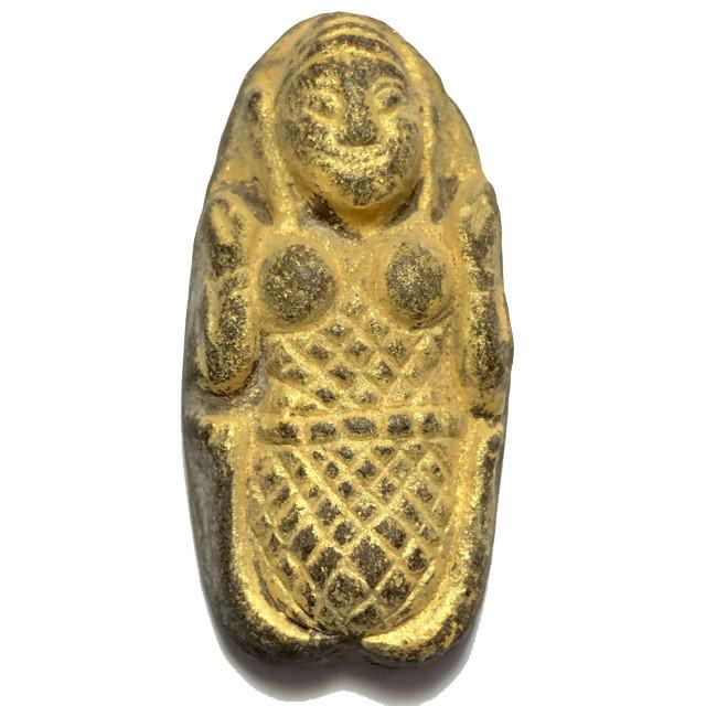 Mae Nang Prai Aathan Early Era Prai Necromantic Powders Animist Charm Luang Por Pina