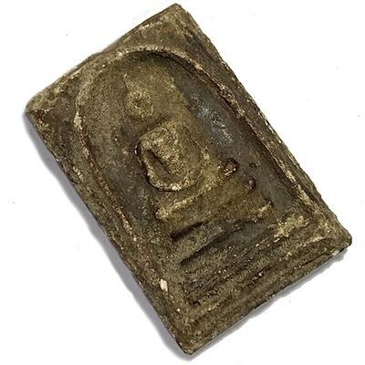 Pra Somdej Wat Rakang Kositaram Pim Yai Jarod Sum Kru Wat Kanlayanamit With Athenticity Certificate Somdej Dto Prohmrangsri