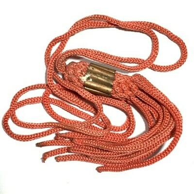 Sangwal Takrut Gao Gum Nine Yantra Spells Spellbound Cord Talisman on neck cord Kroo Ba Wang Wat Ban Den