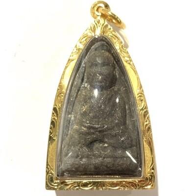 Pra Luang Por Tuad Tao Reed Pim B Yai Leuk 2497 BE Nuea Din Kakyayaks Ajarn Tim Wat Chang Hai