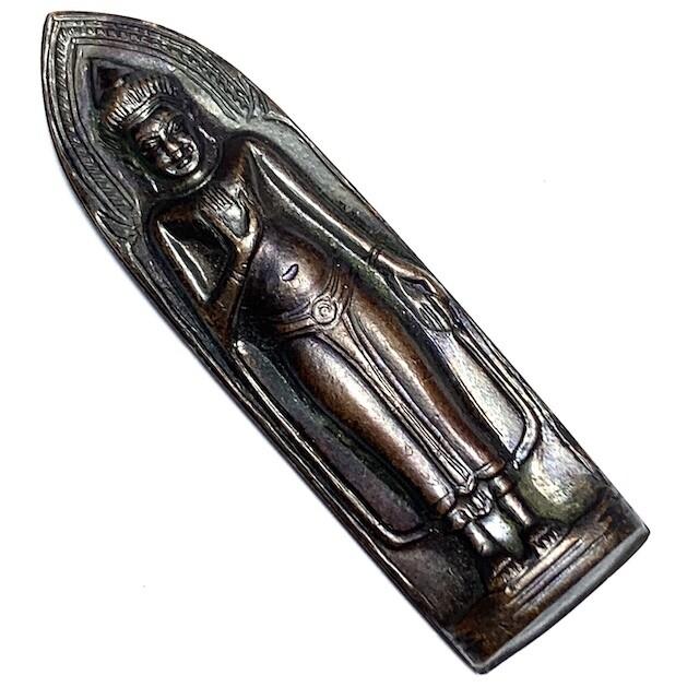 Pra Ruang Rang Pern Prataat Chedi Noon Niyom 2515 BE Wat Pratat Doi Sutaep Blessing by LP To LP Kasem LP Hwaen LP Guay