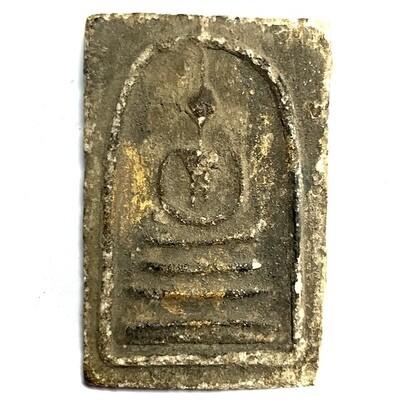 Pra Somdej Wat Rakang Kositaram Pim Sen Daay Kru Wat Kanlayanamit With Authenticity Certificate Somdej Dto Prohmrangsri