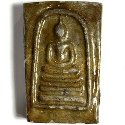 Pra Somdej Hlang Jor Por Ror 1st Edition 2485 BE Nuea Wan 108 Klueab Ya Luang Por Opasi
