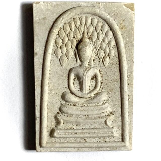 Pra Somdej Prok Po Kha Dto Hlang Riab 2512 BE Luang Por Guay Blessed at Wat Rachanadda Extra Blessings by Luang Por To, Luang Por Pring & Luang Por Nai