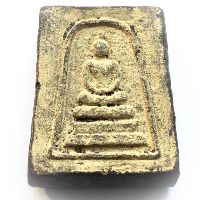 Somdej Pai Bpok Hnaa Tong Hlang Sangkajjai Na Chaa Li Dti 2495 BE - Luang Por Pina - Wat Sanom Lao