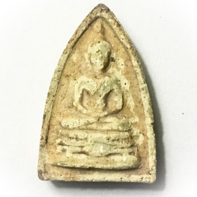 Pra Pratan Gleep Bua Hlang Yant Trinisinghae Pim Lek 2521 BE - Nuea Gesorn - Luang Phu To Wat Pradoo Chimplee