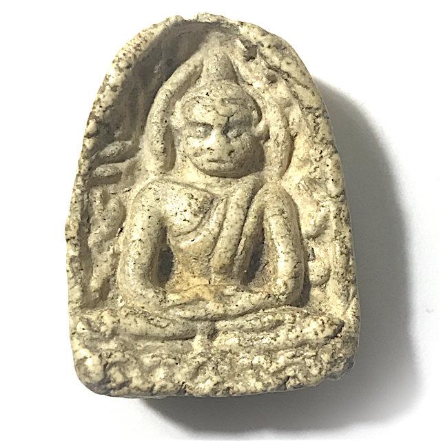 Pra Sum Gor Kru Wat Tap Khaw (Niyom) Ancient Benjapakee Hiding Place Amulet Ratanakosin Era - Somdej Pra Puttajarn (Dto) Prohmrangsri