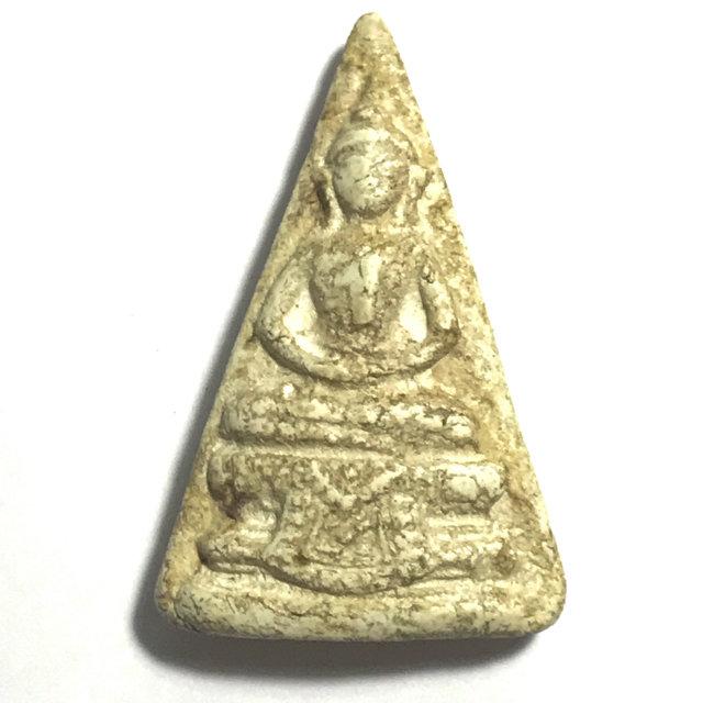 Pra Pim Wat Sam Plerm Kru Wat Tap Khaw Ancient Benjapakee Hiding Place Amulet Ratanakosin Era - Somdej Pra Puttajarn (Dto) Prohmrangsri