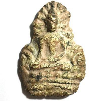 Pra Pim Chiang Saen Kru Wat Tap Khaw Ancient Hiding Place Amulet Sukhothai Era