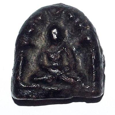 Pra Luang Por Kor Hak Pim Yai 2507 BE Nuea Din Gayasit Dtagon Nam Mont Ud Pong Wised Luang Por Glan - Blessing by Luang Por An + Luang Por Jong