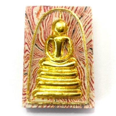 Pra Somdej Sai Rung - Wat Pikul Tong Centenary Edition - 3 Takrut - Luang Por Pae 2535 BE