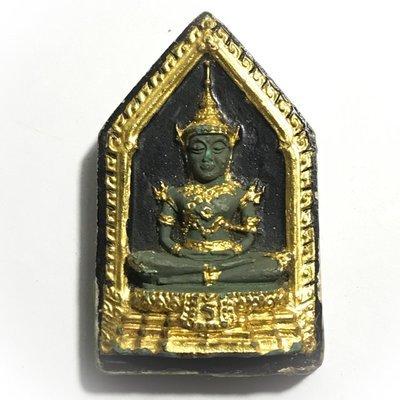 Pra Gaew Morakot Song Ruedu Rorn Pim Lek 2512 BE Emerald Buddha Summer Robes - Luang Phu Rerm Wat Juk Gacher