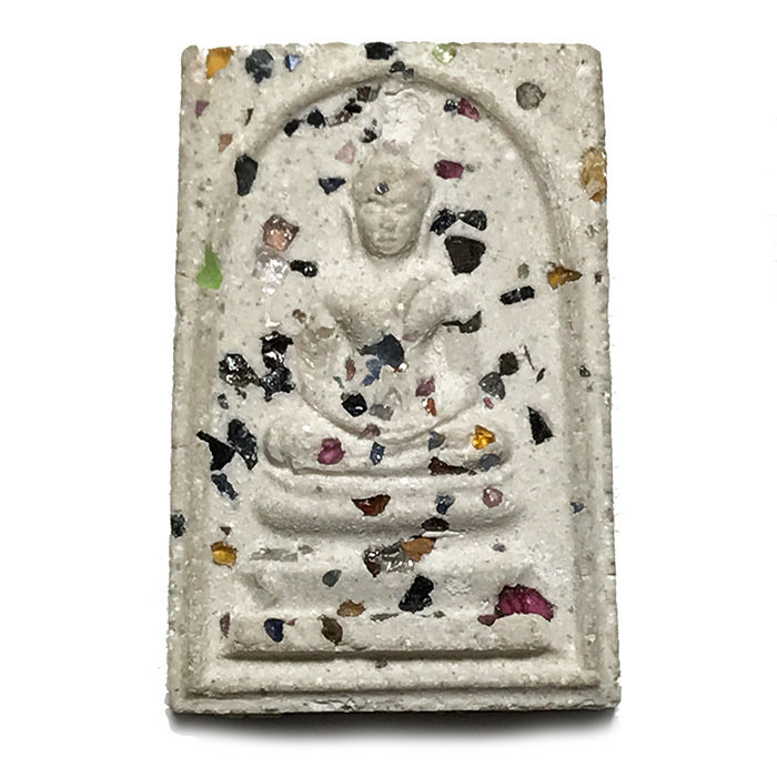 Pra Somdej Roey Ploi Hlang Yant 2512 BE Luang Por Guay Ultra Rare Masterpiece Amulet