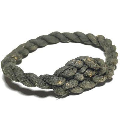 Chueak Akom Pirod Khor Mer Fire Element Magical Warrior Wristband - Luang Phu Nai - Wat Ban Jaeng