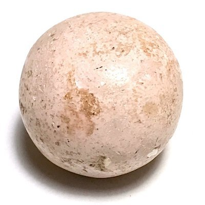 Look Om Pong Nuea Chompoo 2460 BE Diamond Armour Powder Wishing Ball Luang Por Parn Wat Bang Nom Kho