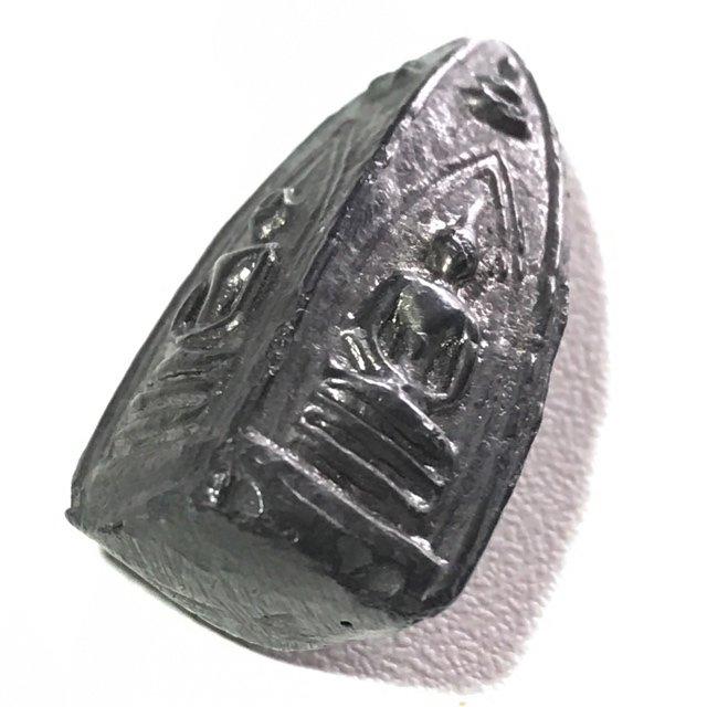 Pra Put See Gler Nuea Maekapat 4 Sided Buddha Amulet 2470 BE Luang Por Ee Wat Sattaheep