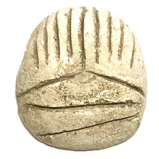 Pra Pid Ta Putto Nuea Poon Sek Pim Yai Extremely Rare Amulet Mae Chee Bun Ruean Wat Awut