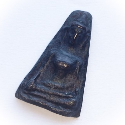 Pra Pong Supan - Alchemical Maekasit Metal 400 years Anniversary - Wat Rang Bua Tong (Supannburi) 2535 BE