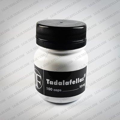 Tadalafellas - 100 comprimidos de 10mg