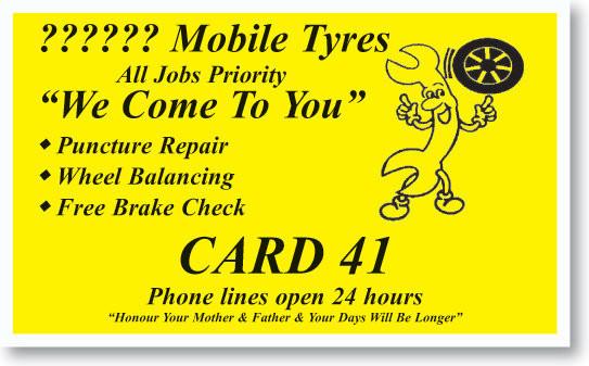 Card Design 40- Click to customize