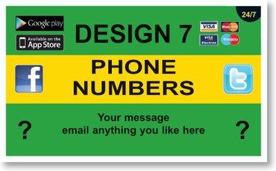 Card Design 7- Click to customize
