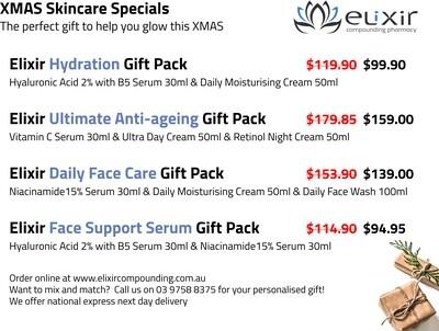 Elixir Face Support Serum Gift Pack