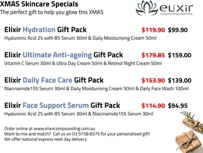 Elixir Daily Face Care Gift Pack