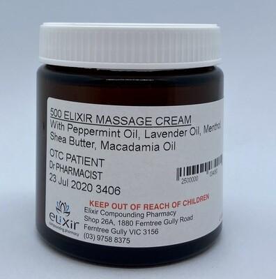 Essential Massage Cream 500g