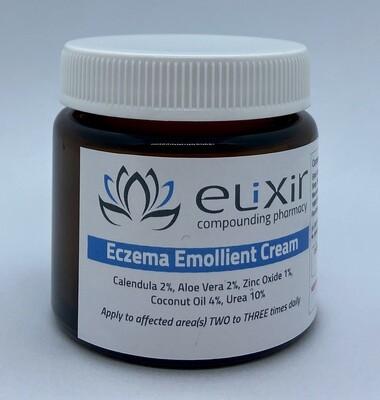 Elixir Eczema Emollient Cream - 50g