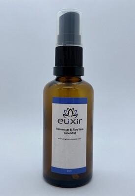 Elixir Rosewater & Aloe Vera Face Mist