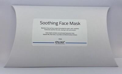 Soothing Bamboo Face Mask Set
