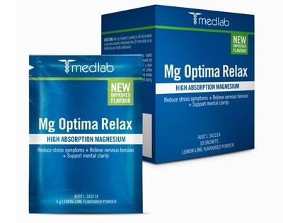 Mg Optima Relax 5g Sachets (10 pk)