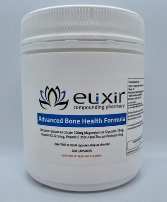 Advanced Bone Health Formula - 300 Capsules