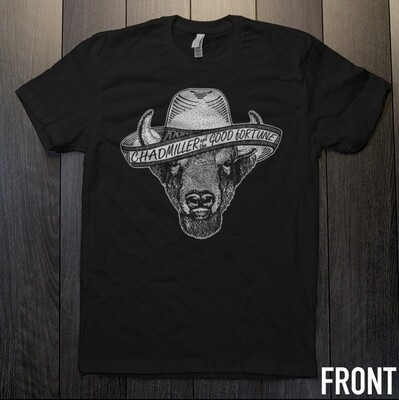 Black Buffalo Sombrero Shirt