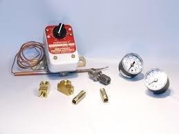 Powers Accritem 744-1273 Temperature Controller