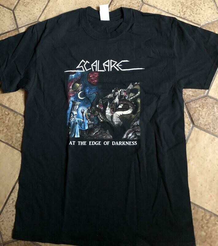 SCALARE - At the edge of darkness T-Shirt