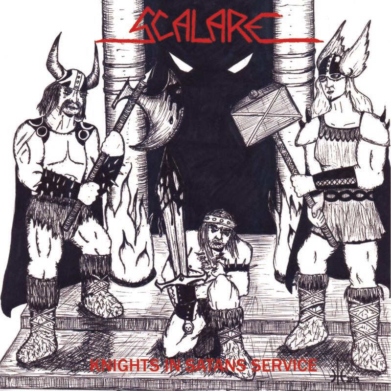 SCALARE - Knights in Satans Service 7