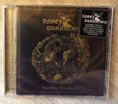 ANGEL OF DAMNATION - Heathen Witchcraft CD