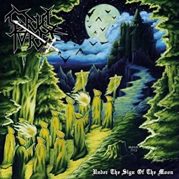 CRUEL FORCE - Under the sign of the Moon CD